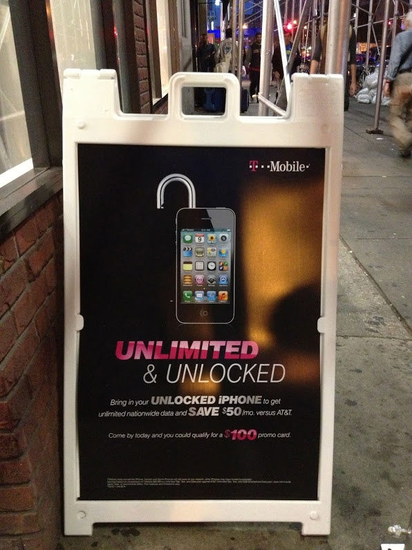 T-Mobile and Apple have entered an agreement and will be launching products beginning 2013. (via Engadget)