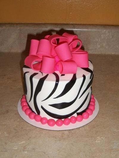 Birthday Cake Ideas For My Girlfriend : Little Girl Birthday Cake Idea Ideas for Olivia s bday ...