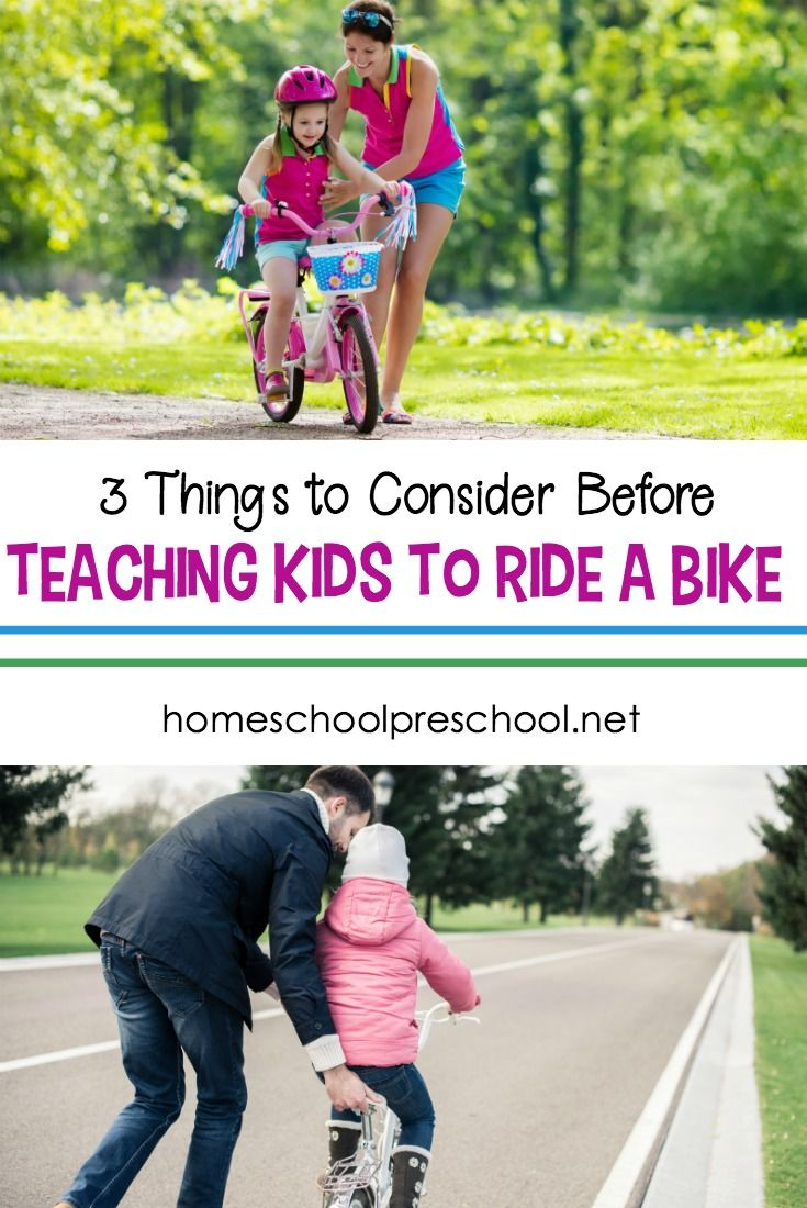 3 Simple Tips To Use To Teach Your Kid To Ride A Bike Teaching