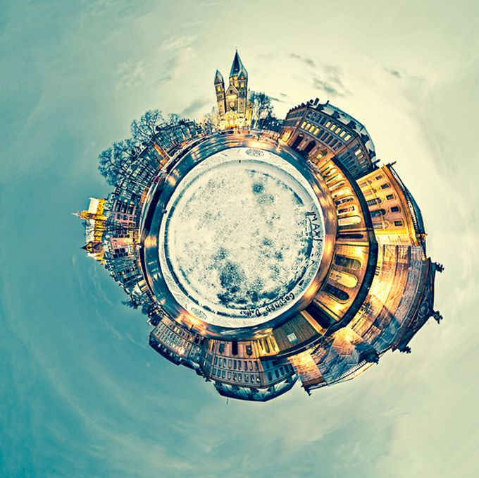 Polar Panorama Photography – Making your own little planets out of photos