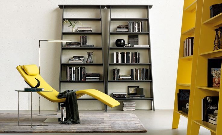 Casanova modern chaise lounge by Cattelan Italia. Designed by Yasuhiro Shito.