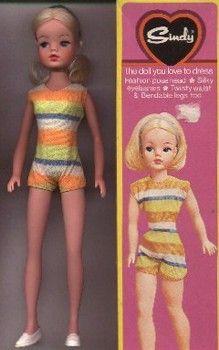1970s Sindy Dolls British Fashion @Nixie Clothing™ #nixiedjubilee