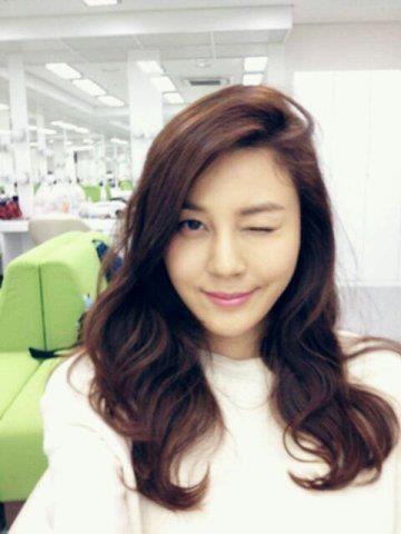 러블리헤어 김하늘 (Kim Ha Neul, キム・ハヌル) 연예인