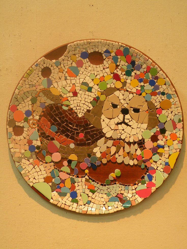 Gallery Miyashita works 2015 / mosaic