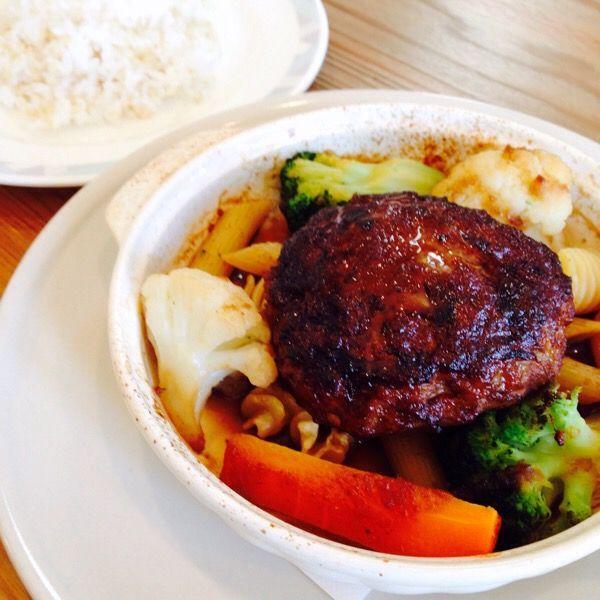 埼玉の指扇駅近くにある 料理家 中野 へ妻とランチへ行ってきました 料理家 中野 指扇 ビストロ 食べログ 2012年にオープンしたお店で シェフは三ツ星レストラン ロオジエ で働いていた方です ランチのハンバーグ 料理 料理 家 ランチ
