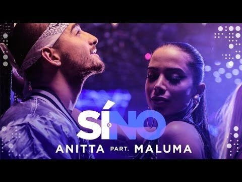 "Video oficial de Anitta ""Si O No (feat. Maluma)"" Disponible ahora en todas las plataformas digitales. ▶ iTunes: http://geni.us/RAaq9 ▶Google Play: https://go..."