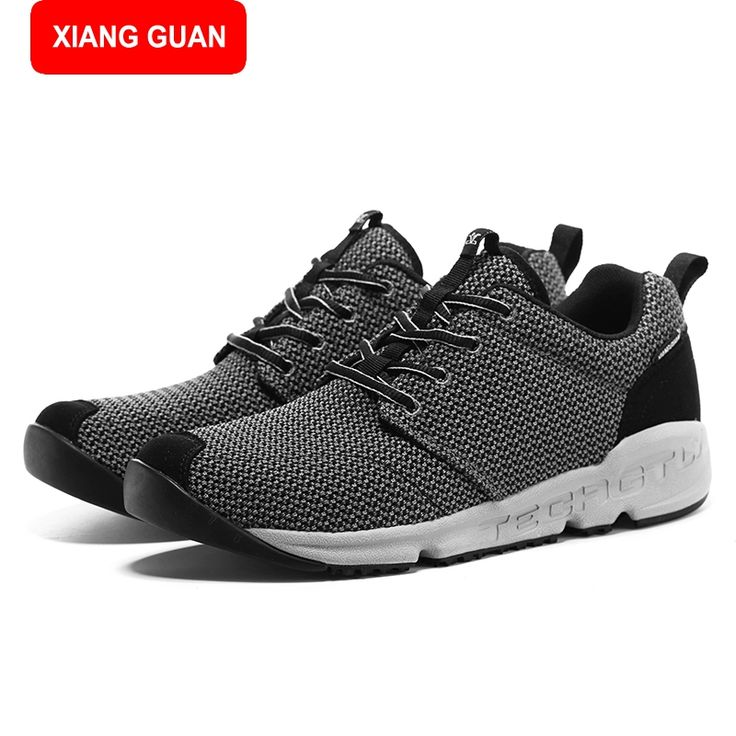 39.50$  Watch here - http://alioym.shopchina.info/go.php?t=32711485980 - XIANG GUAN 2017 New  Men Casual Shoes Flat Shoes chaussure homme Korean Breathable Air Mesh Men Shoes Zapatos Hombre X1607 39.50$ #buyininternet