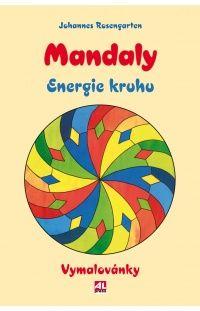 Mandaly - energie kruhu #alpress #knihy #proděti #kreslení