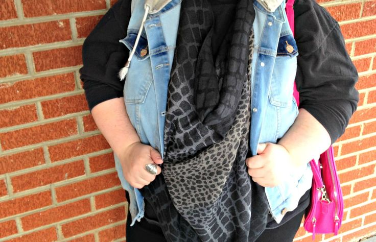 Unique Geek: Plus Size OOTD: Layers Galore: