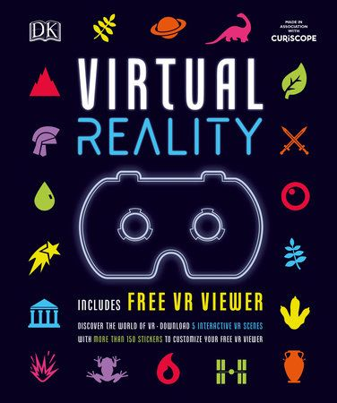 A children's book that explores the realities of virtual reality, explaining what VR is and how it works, and even includes an app download for five exclusive VR experiences and a cardboard viewer with...