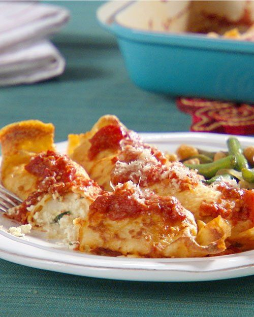 Mad Hungry: Cannelloni Crepes
