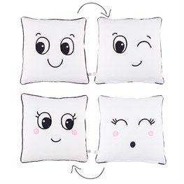 Fun Faces Cushion