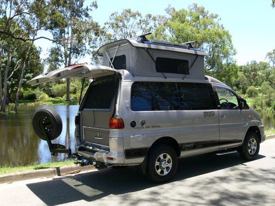 Fxcentrix campervan