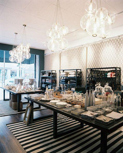 retail design | Retail Store Design Hollywood Regency - An array of Haus Interior ...