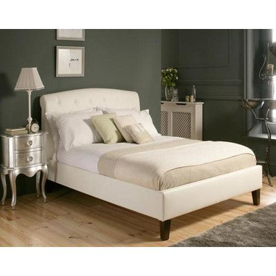 white timber king beds - Google Search