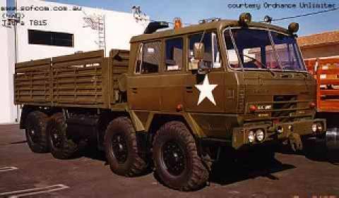 Tatra T815 8WD 8x8