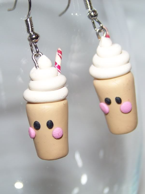Cute Polymer Clay Charms | new polymer clay charms and jewelry *updated info on giveaway*Image ...