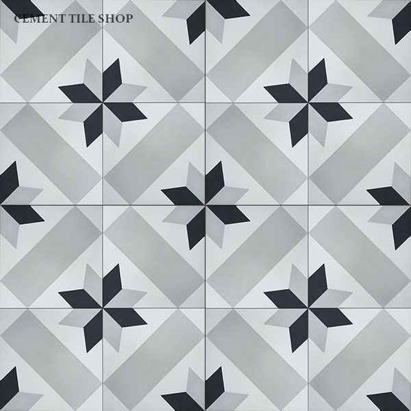 Cement Tile Shop - Handmade Cement Tile | Star