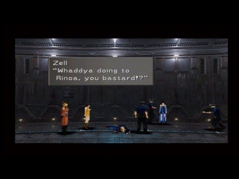 Final Fantasy VIII walkthrough - Part 23: Winhill and D-District Prison ...