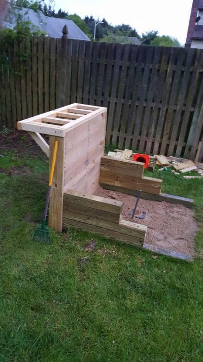 Pallet Projects Outdoor How To Build