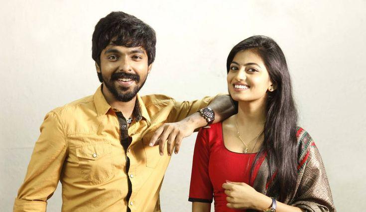 Anandhi - GV Prakash make the perfect pair - iFlickz