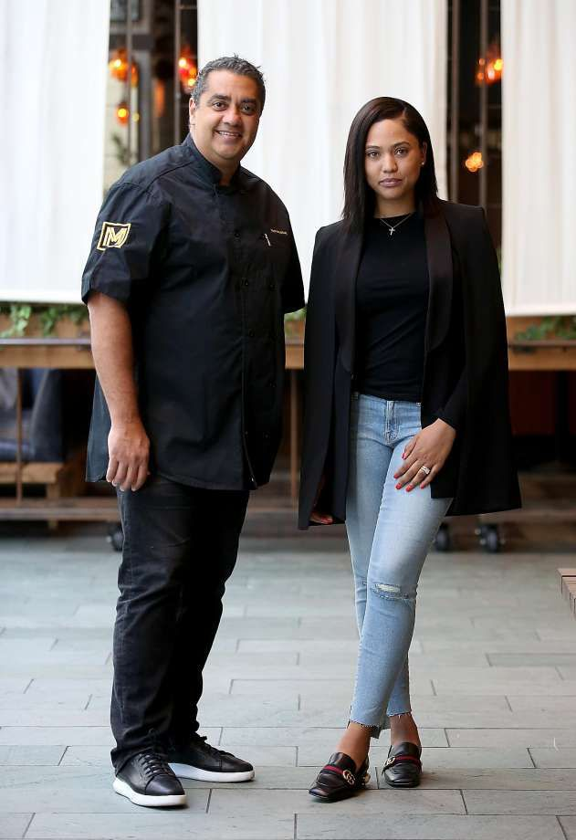 Ayesha Curry and Michael Mina and Ayesha Curry partner on new restaurant called International Smoke which