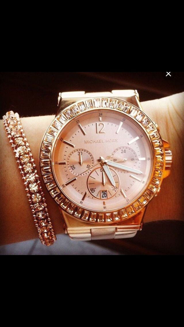 Beautiful Micheal Kors watch