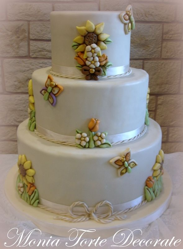 Monia Torte Decorate - Wedding e Anniversari