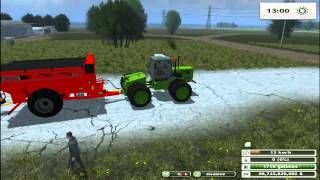 Llevando todo el equipo Farming Simulator 2013 Argentino - YouTube