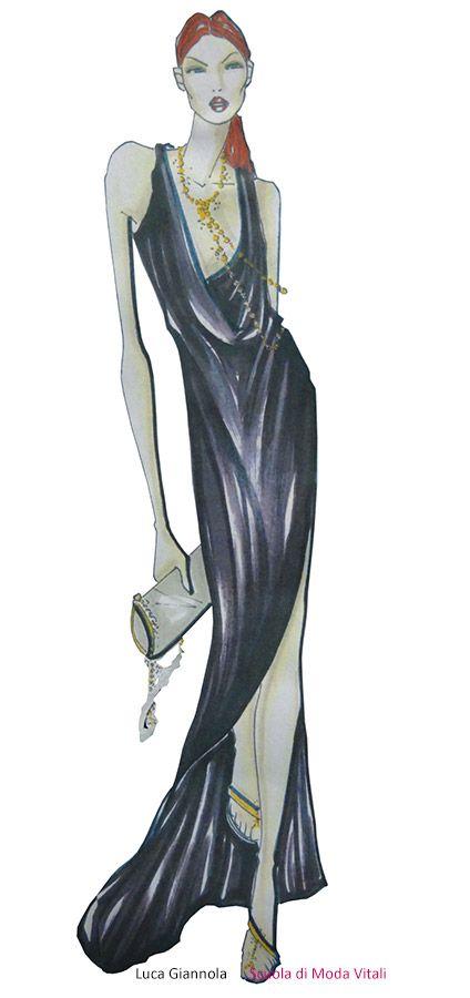 Creazioni Luca Giannola - Corso Fashion Designer, Scuola di Moda Vitali