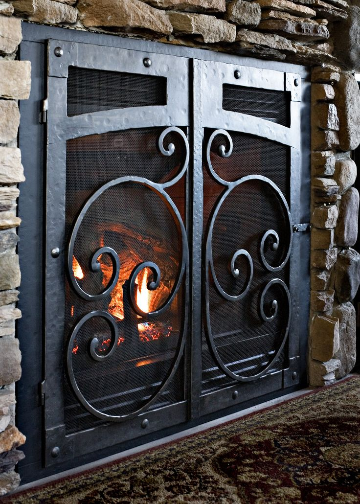 34 Best Images About Wrought Iron In The Home On Pinterest Fireplaces Wrought Iron And Rustic