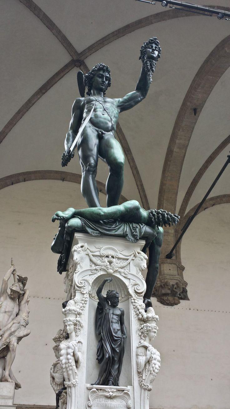 Medussa, Florencia - Foto: Guía Marcia Cruz