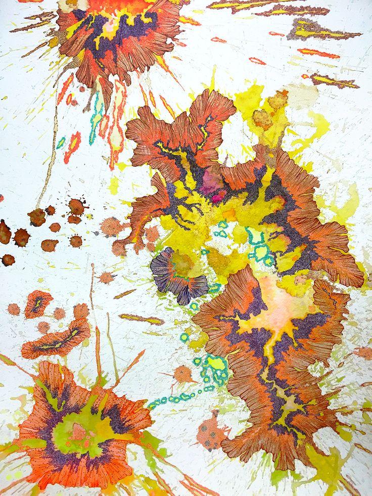 Image from the Art & Design Education Resource Guide (ADERG) 2016. '3rd year Contemporary Art Practice, 2015' Tina Coxhall Bachelor of Creative Arts (Visual Arts) Deakin University deakin.edu.au/arts-ed au.pinterest.com/deakinuni youtube.com/user/deakinuniversity Looking for a course of study? #aderg_au #whattostudywheretostudy aderg.com.au