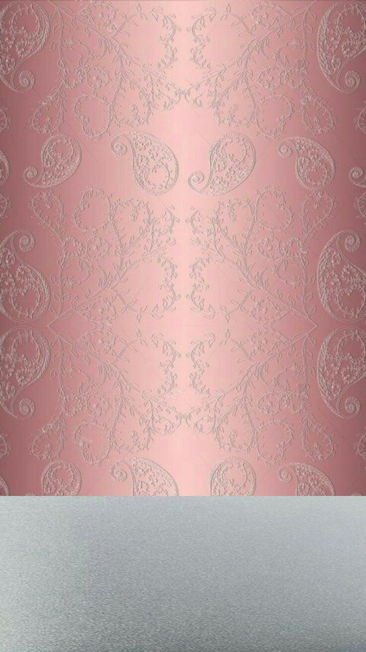 Rose gold pink and silver iphone wallpapers for Pink and silver wallpaper