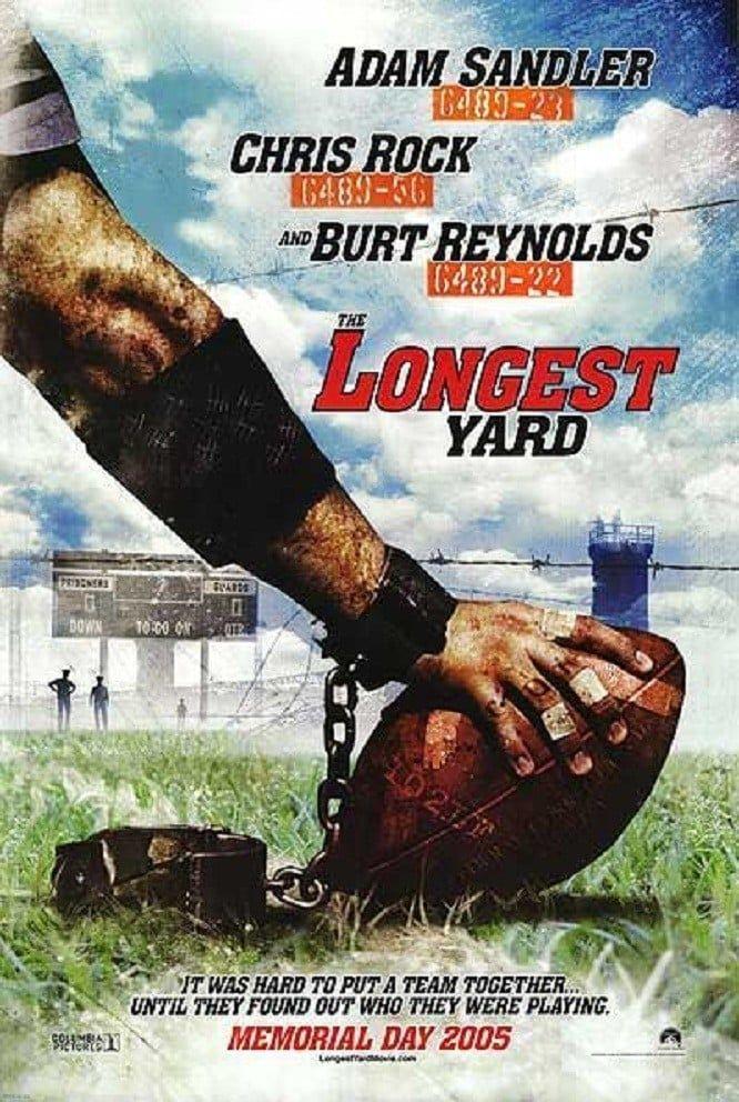 The longest yard (2005) 720p web-dl x264 esubs ac3 dual audio.