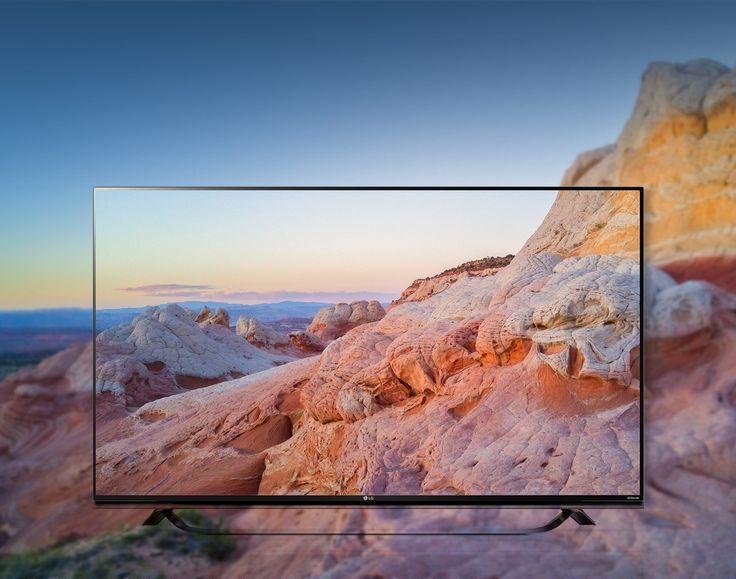 LG TVs: Discover Flat Screen & Curved TVs | LG USA