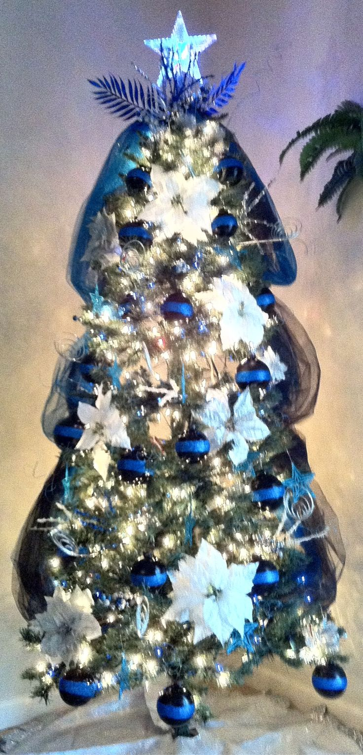 Themed Christmas Tree Decorations
