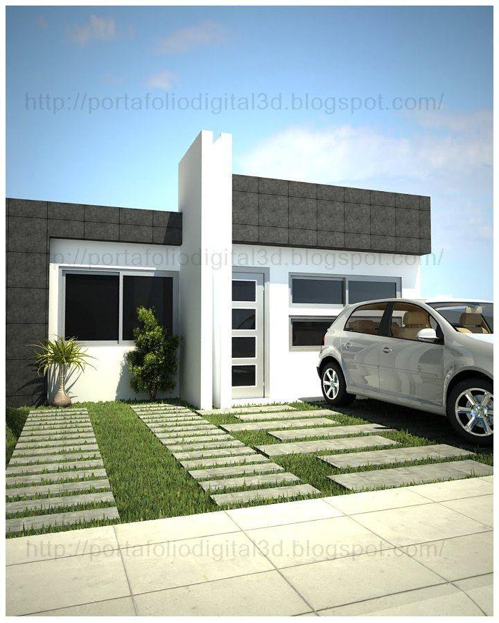 Casas estilo minimalista fotos pesquisa google estilos for Arquitectura de casas modernas de una planta
