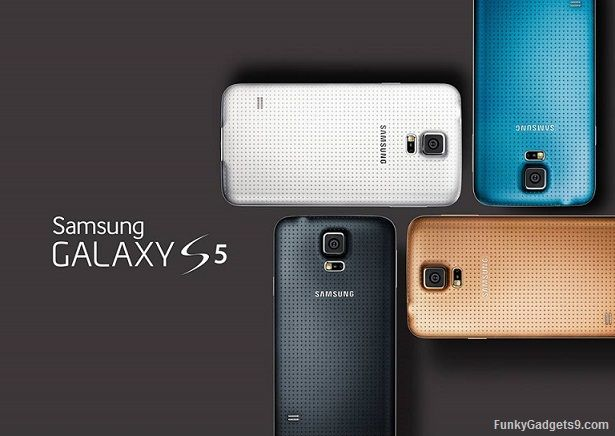 Samsung unveiled Galaxy S5 with 5.1 inch screen and IP67 certification