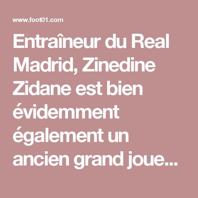 Entraîneur du Real Madrid, Zinedine Zidane est bien évidemment également un ancien grand joueur de football, et au cœur de son palmarès plus que fourni, il a également été élu à plusieurs reprises comme...