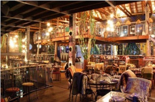 Moyo is the Swahili word for soul and a dining experience at Moyo is an African soulful experience.