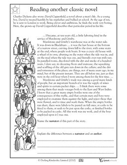 narrative techniques of charles dickens in oliver twist and david copperfield essay We will write a custom essay sample on narrative techniques of charles dickens in oliver twist and david copperfield specifically for you for only $1638 $139/page.