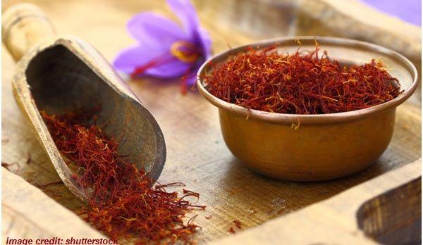 all about saffron, health benefits