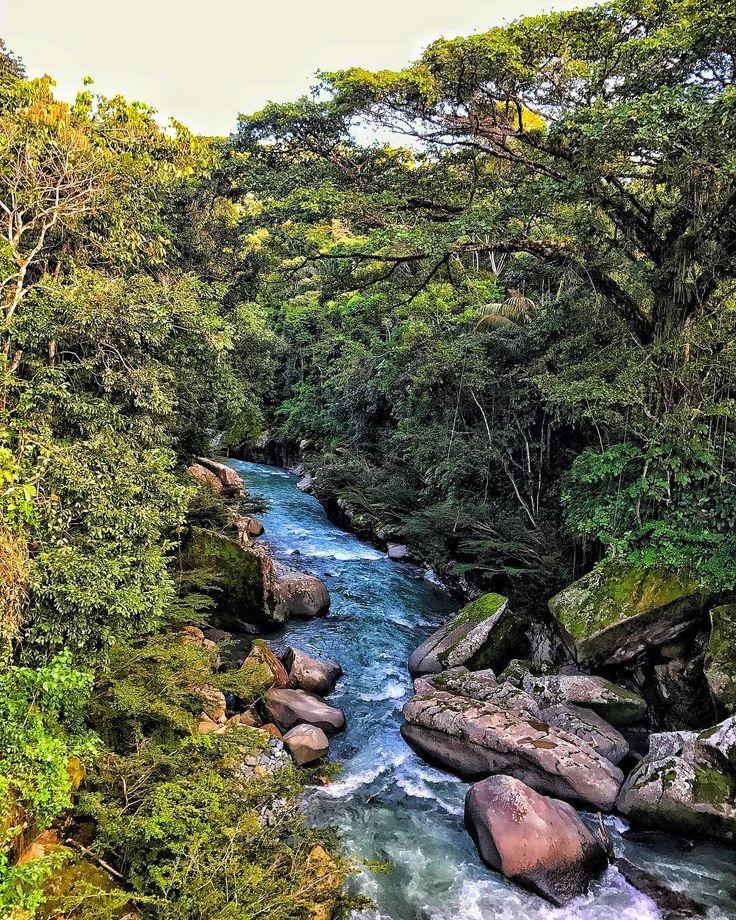 Río Guejar- Nace en el Páramo de Sumapáz y recorre gran parte del Departamento del Meta.