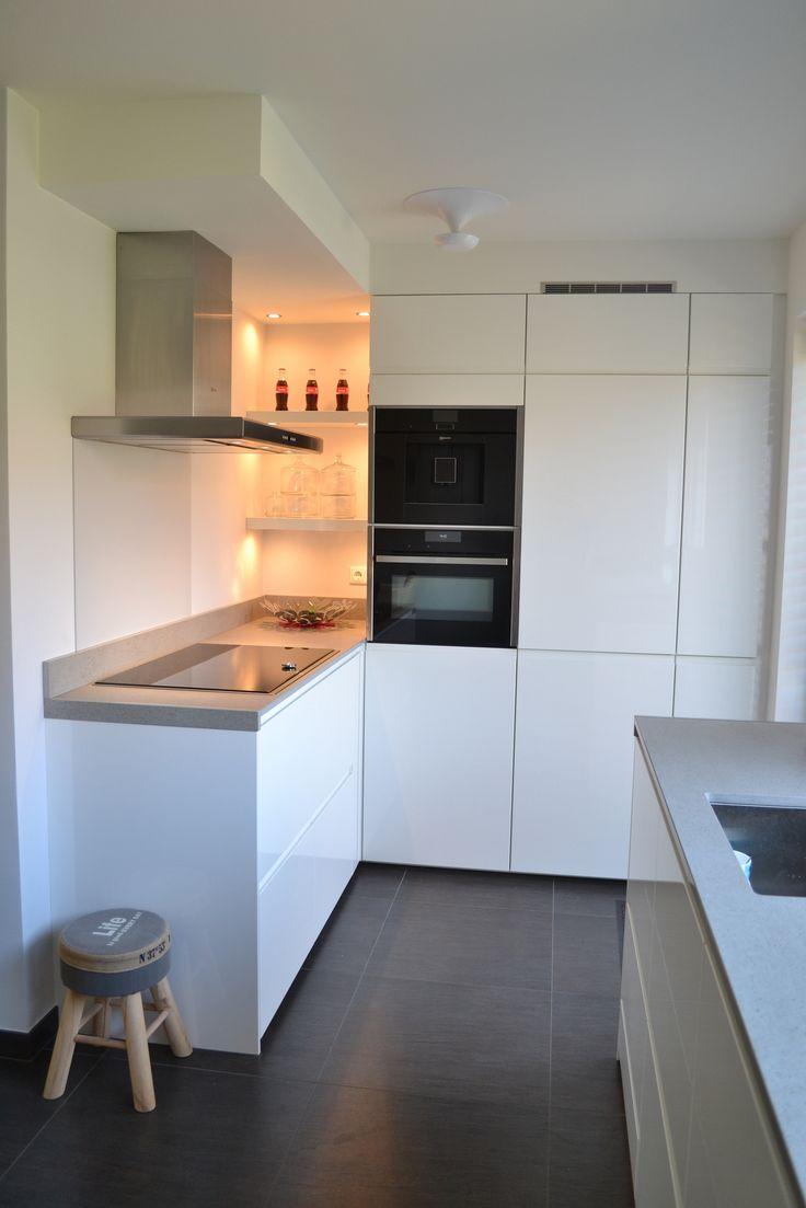 Voorkeur 20 best Kleine keuken images on Pinterest | Home ideas, Kitchen  ZB83