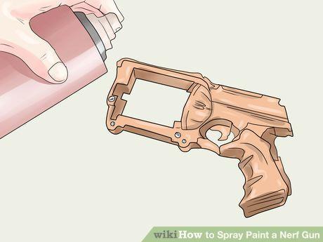 Image titled Paint Nerf Gun Step 7