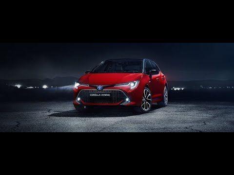 2019 Toyota Corolla Touring Sports Interior All New Toyota Corolla