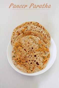 Paneer Paratha Recipe (How to make Punjabi Paneer Paratha)