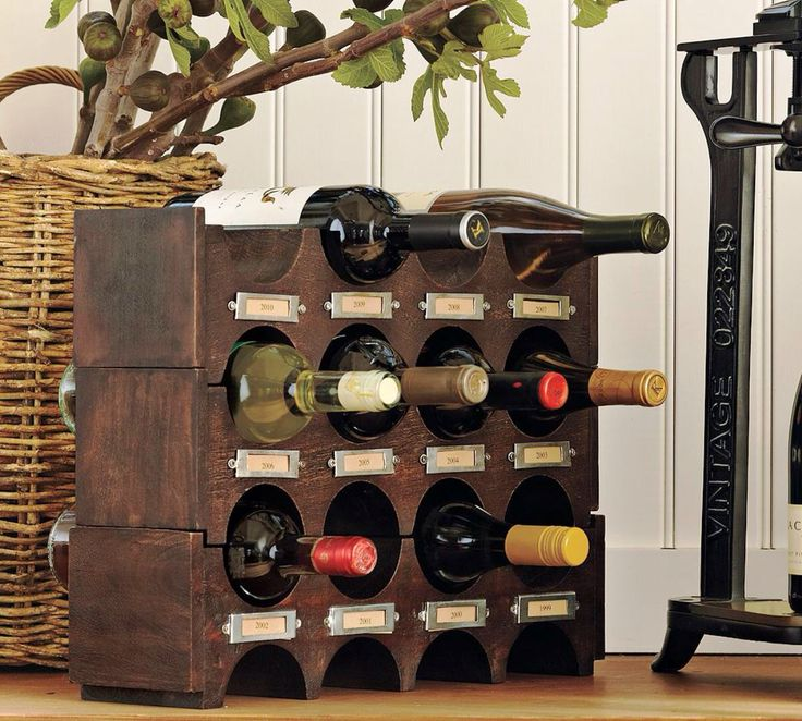 Uniquely Cool Wine Racks Walls and Storage