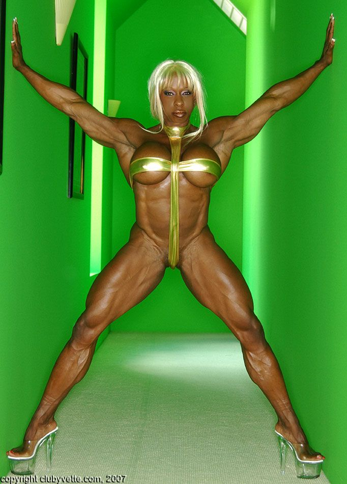 from Adriel female bodybuilders with great asses